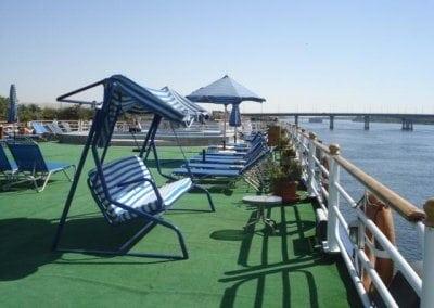 راداميس إي نايل كروز - الأقصر أسوان Radamis II Nile Cruise - Luxor/Aswan