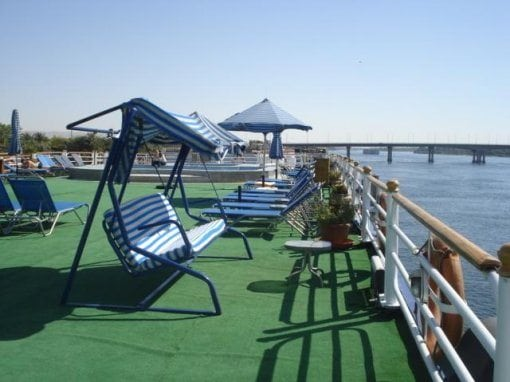 راداميس إي نايل كروز الأقصر أسوان Radamis II Nile Cruise