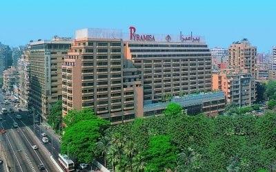 فندق بيراميزا القاهرة