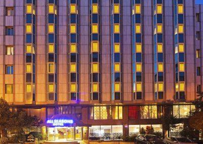 فندق أول سيزونز اسطنبول