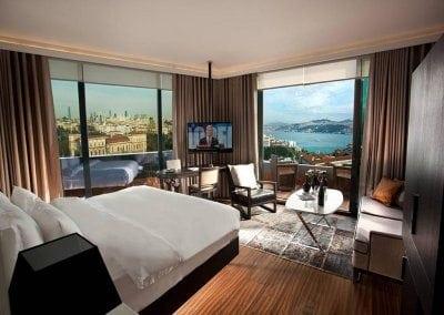 فندق جيزي بوسفوروس Gezi Hotel Bosphorus