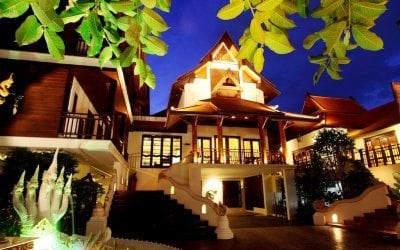 فندق دي ناجا شيانغ ماى