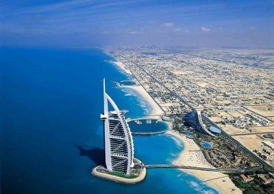 The most beautiful places in the UAE