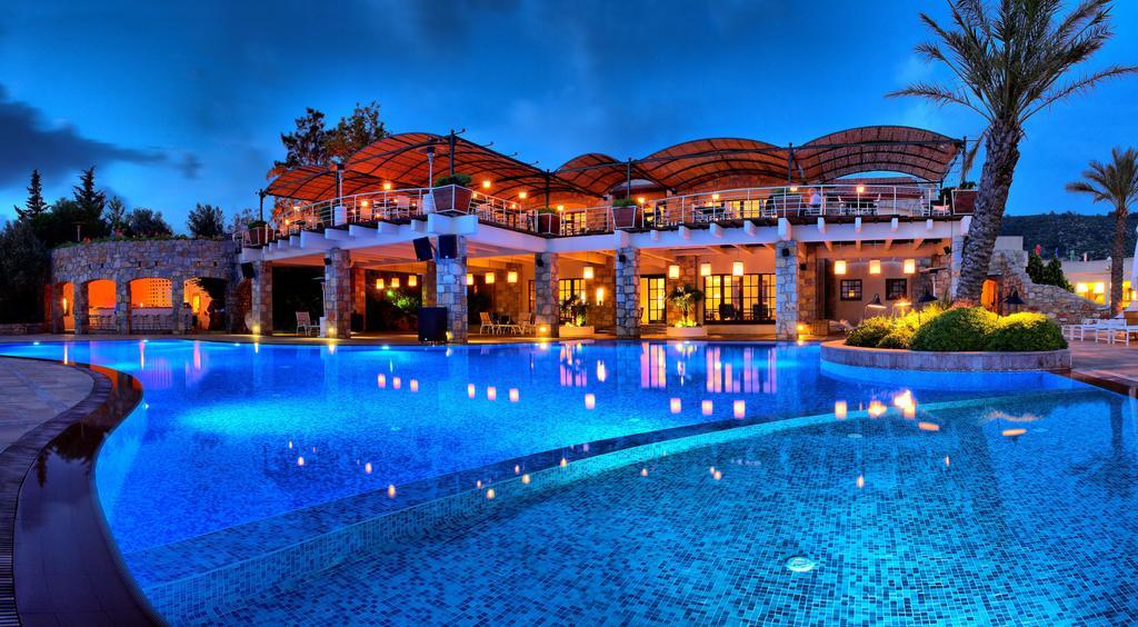 hôtel de luxe bodrum