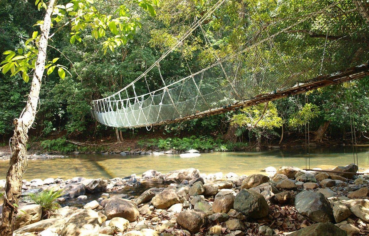 حديقة إنداو رومبين الوطنية ماليزيا