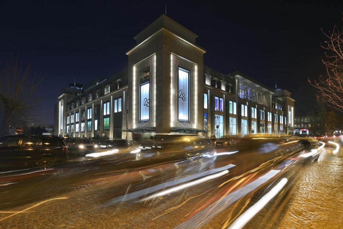 أجمل واكبر المجمعات التجارية فى مدينة باكو | المجمعات التجارية فى باكو اذريبجان