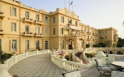 فندق سوفيتل وينتر بالاس الأقصر Sofitel Winter Palace Luxor
