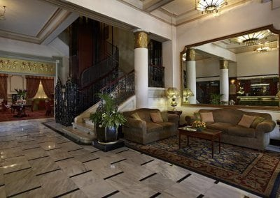 فندق شتيجنبرجر سيسيل الأسكندرية Steigenberger Cecil Hotel Alexandria