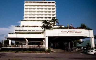 فندق جراند جومتين بلاس