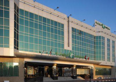 هوليدي ان بر دبي Holiday Inn Bur Dubai