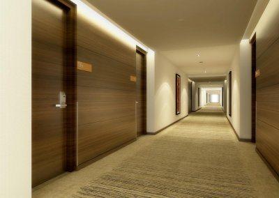 فندق حياة بليس دبي الرجة Hyatt Place Dubai Al Rigga Hotel