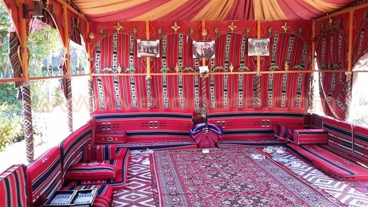 القريه البدوية مصر