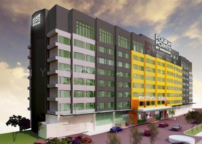 فندق فور بوينتس بينانج Four Points Penang
