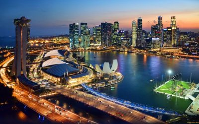 10 reasons to visit Singapore