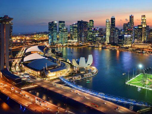 10 أسباب لزيارة سنغافورة