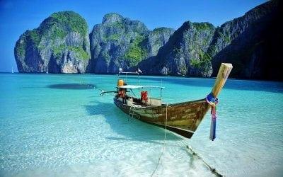 اشهر جزر تايلاند