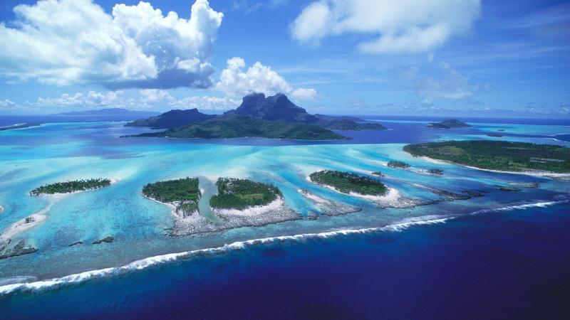 جزر بولينيزيا فى فرنسا