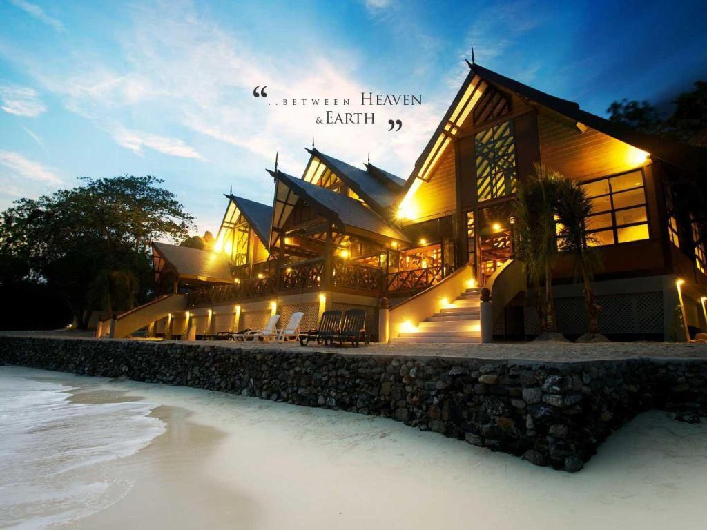 قائمة من أفضل6 فنادق مميزه فى تيومان فى ماليزيا