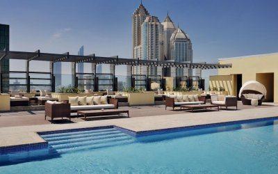فندق ساذرن صن أبو ظبي