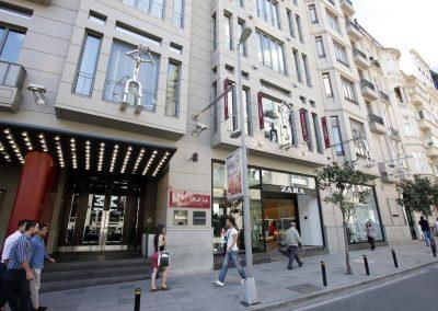 فندق ذا سوفا إسطنبول