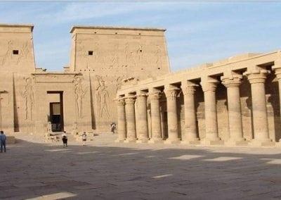 اهم الانشطه في معبد الفيلة في أسوان