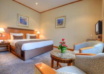 فندق جولدن توليب Golden Tulip Al Barsha Hotel