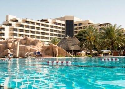 دانات منتجع العين Danat Al Ain Resort