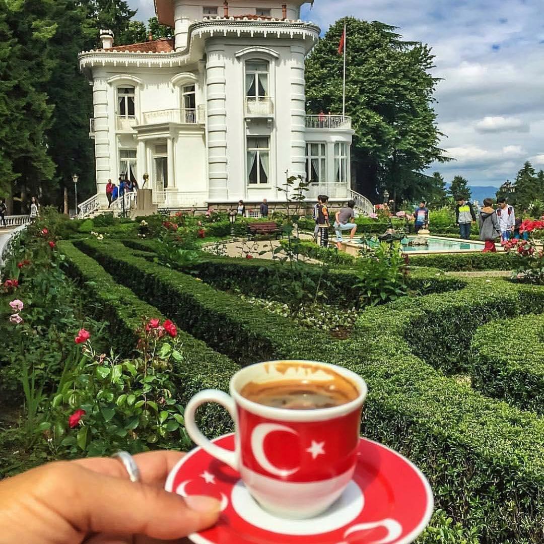 أنشطة في قصر أتاتورك طرابزون تركيا
