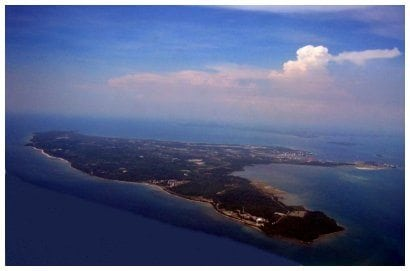 جزيرة لابوان في ماليزيا