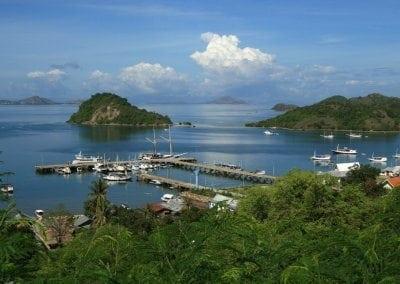 جزيرة لابوان بماليزيا