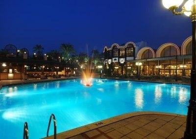 فندق الواحة The Oasis Hotel Pyramids