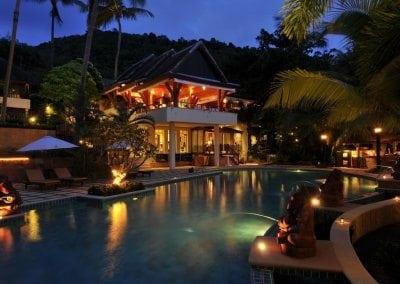 منتجع شاطئ أندامان Andaman White Resort