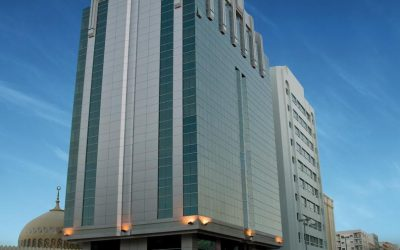 فندق كنجزجيت أبو ظبي
