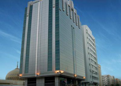 فندق كنجزجيت أبو ظبي Kingsgate Hotel Abu Dhabi