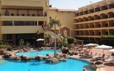 فندق امارانت الهرم