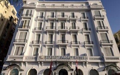 فندق وندسور بالاس الاسكندرية