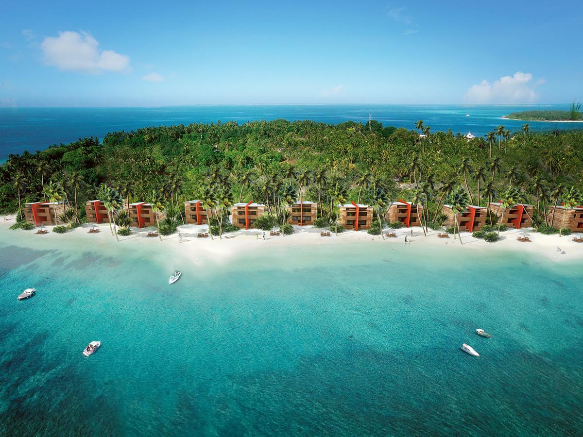 L'hôtel Pervut Eco Maldives