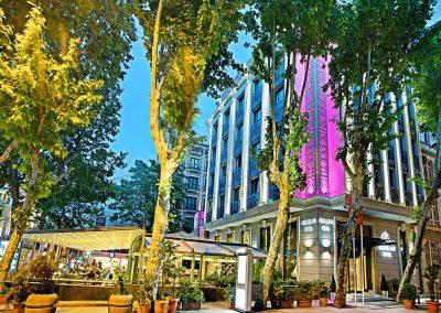 فندق بيير لوتي اسطنبول