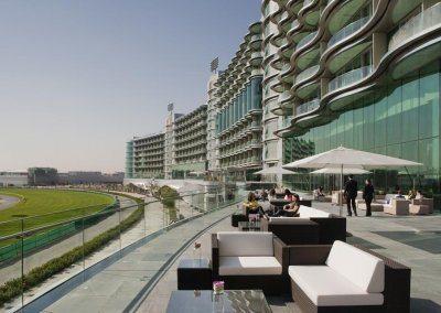 فندق الميدان دبي The Meydan Hotel Dubai