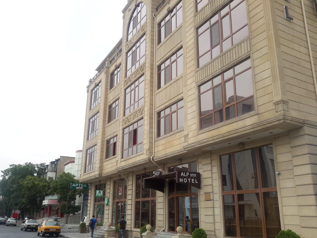 فندق ألب إن أذربيجان