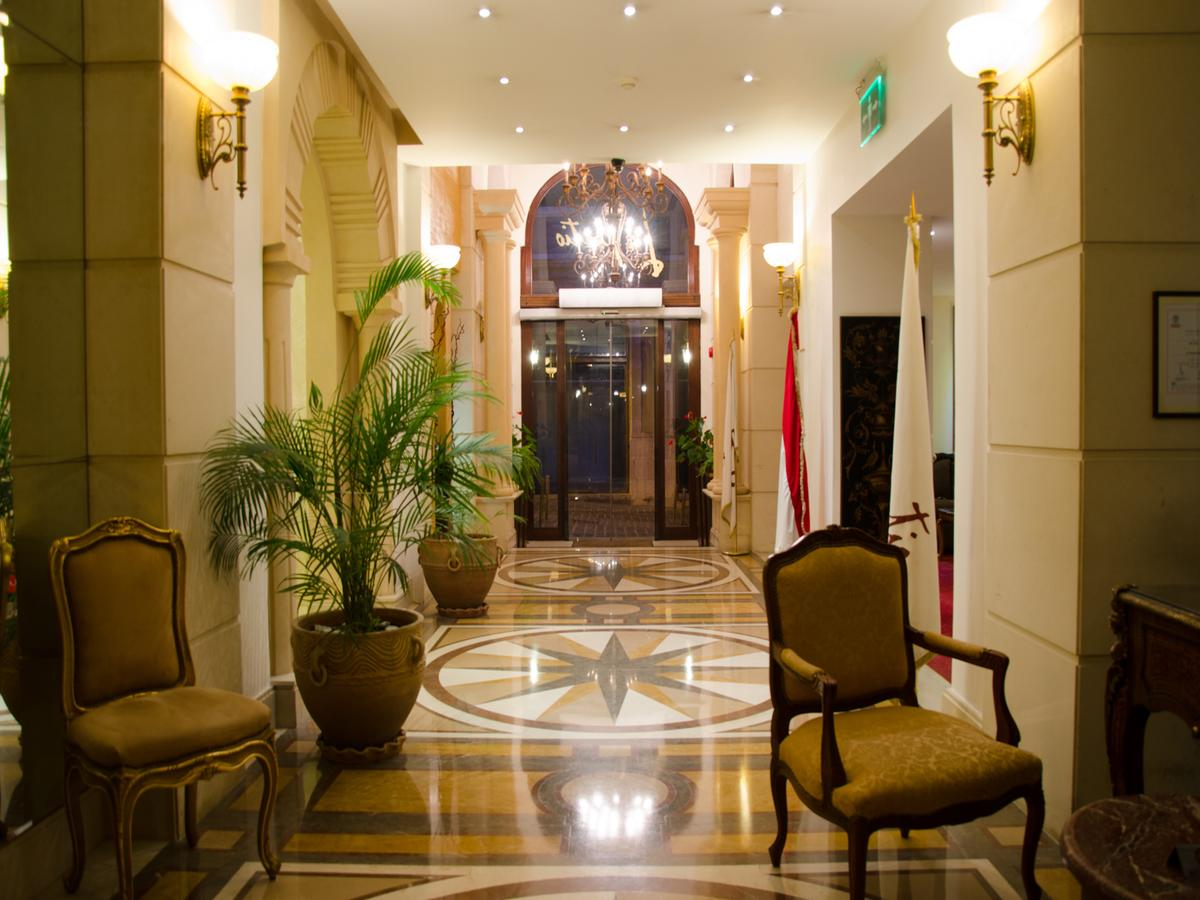 فندق لو باتيو البوتيكي بيروت داون تاون