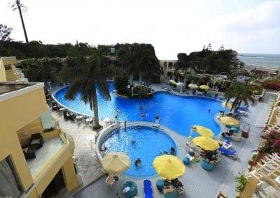برادايس إن المعمورة Paradise Inn Beach Resort
