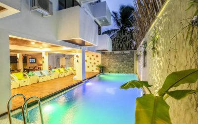 فندق بيتش وود آت مافوشي المالديف