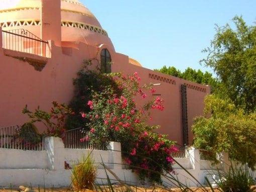 نوبيان هوليداى هاوس أسوان Nubian Holiday House Aswan