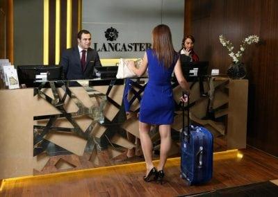 لانكستر سويتس الروشه Lancaster Suites Raouche