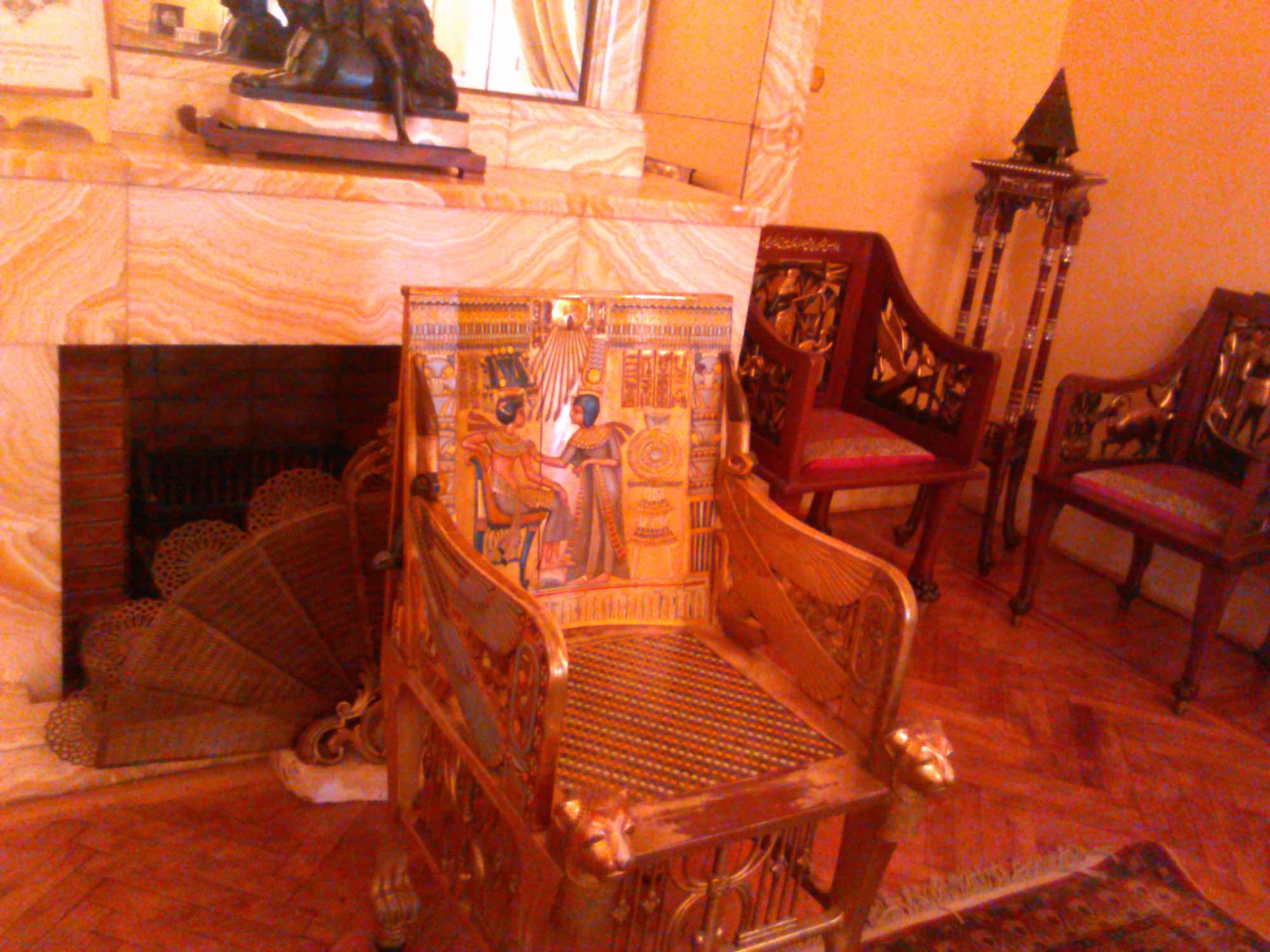 استراحه الملك فاروق بحلوان