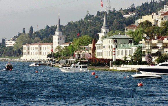 أنشطة في منطقة بيبك أسطنبول تركيا