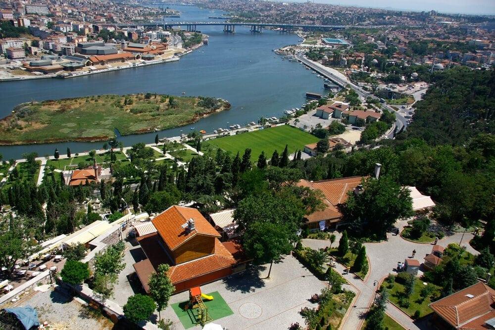 هاليتش سوتلوجي في إسطنبول