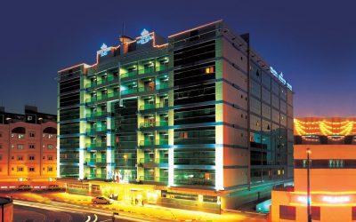 فندق فلورا جراند دبي