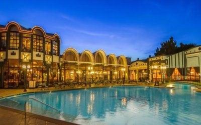 فندق الواحة مرسي علم